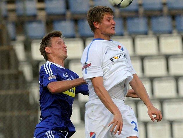 Pavel Dreksa (vpravo) a Marek Heinz