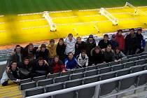 Mladí olomoučtí fotbalisté se prosadili v evropské konkurenci.