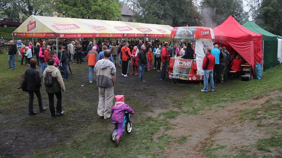 Gulášfest v Bohuňovicích