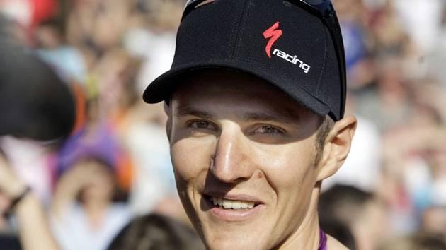 Olympijský vítěz Jaroslav Kulhavý