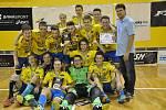 Vítězný tým FBC ČPP Bystroň Group Ostrava