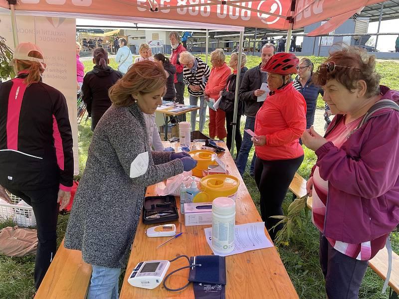 Dvoudenní festival zdraví Pohybrady na Poděbradech, 24. září 2021