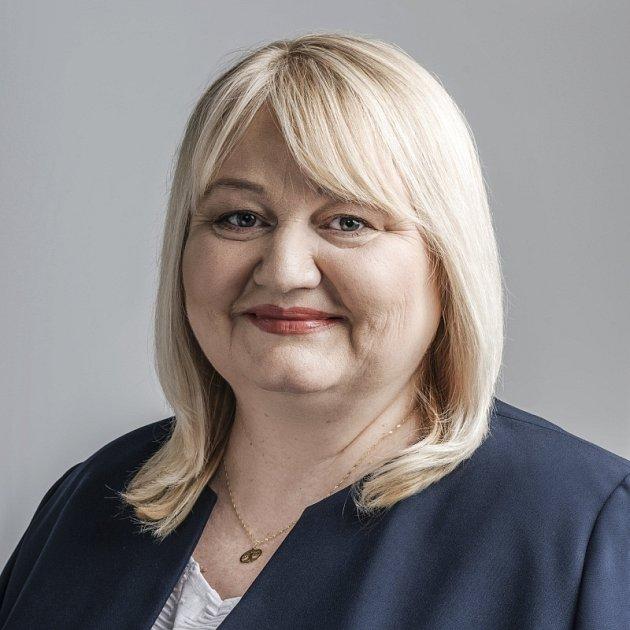 Hana Naiclerová, 49let, ekonomka, zastupitelka města Prostějova, protikorupční bojovnice, Prostějov, člnka STAN