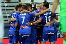 SK Sigma - FC Slovan Liberec 1: 0