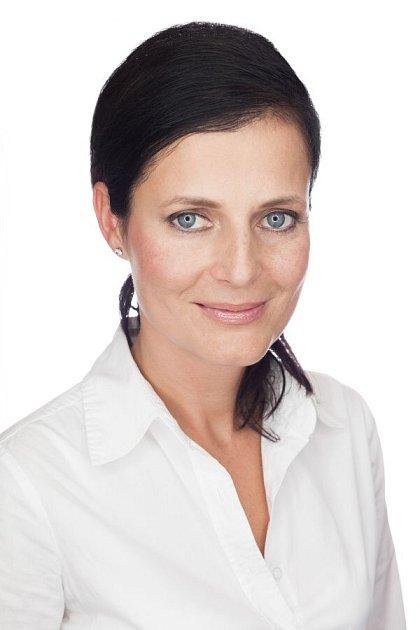 Jednatelka realitní kanceláře GALERIE REALIT Kateřina Zvonková