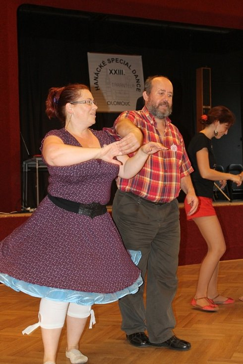 Country tance v olomouckém DDM