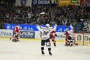 extraliga: HC Škoda Plzeň - Olomouc