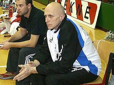 Adrián Ferulík (v popředí)