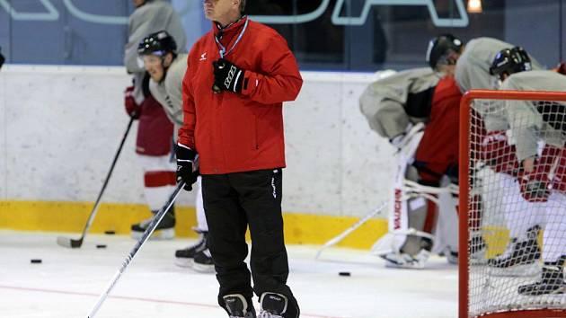 Zdeněk Venera, trenér HC Olomouc
