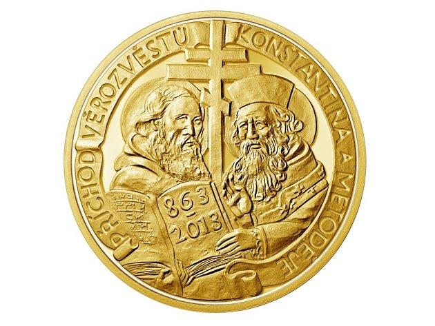 Zlatou medaili razí mincovna ze zlata o ryzosti 999,9 a ve dvou provedeních povrchu