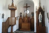 Kaple svatého Jana Nepomuckého v Uničově prošla obnovou