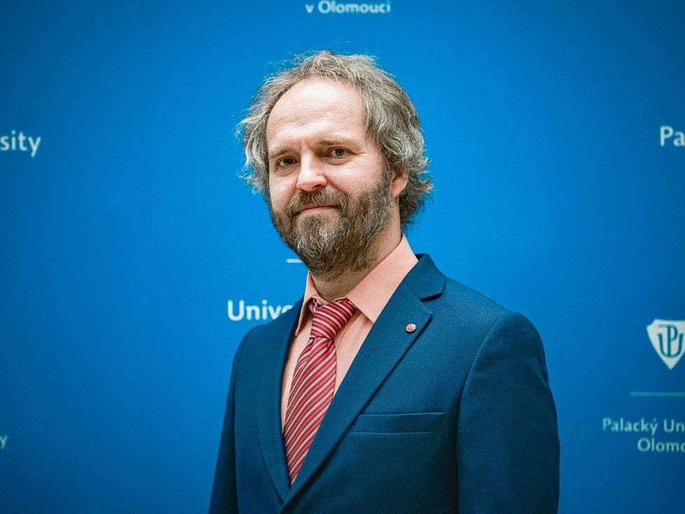 Jiří Lach, Filozofická fakulta UP Olomouc