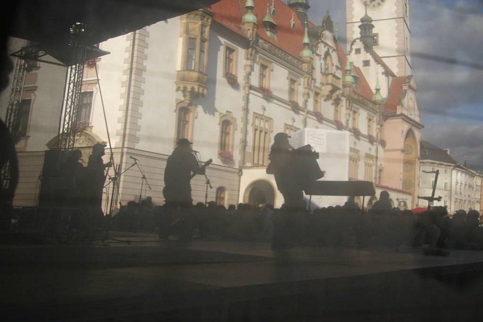 Dny evropského dědictví v Olomouci.