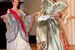 Madame Pompadour zahájila Uničovské kulturní léto