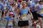 dm rodinný běh v rámci olomouckého půlmaratonu 2019