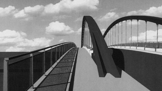 Reprodukce mostu.