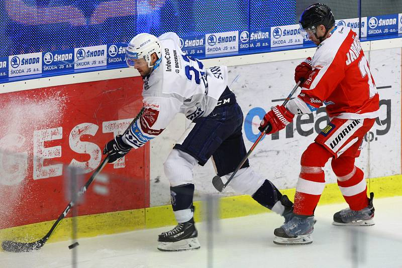 HC Škoda Plzeň proti HC Olomouc