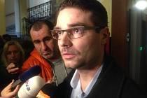Ředitel Vachutka zprvu nechtěl jednání moc komentovat. Dnes však ochotně odpovídal na otázky novinářů.