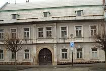 Ve Šternberku byla zahájena rekonstrukce budov bývalého Vincentina.