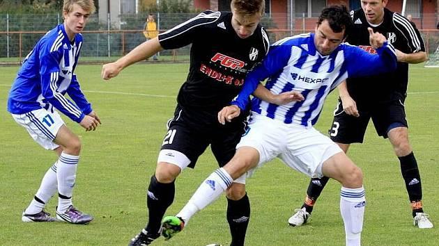 Uničov proti HFK Olomouc