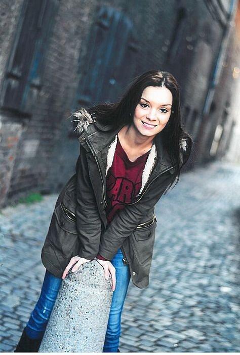 č. 1  Lucie Kalabisová, 21 let, studentka VŠ, Olomouc