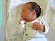 Bohdana Žůrková, Olomouc, narozena 26. dubna v Olomouci, míra 47 cm, váha 2680 g
