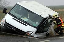 Nehoda v Kokorách