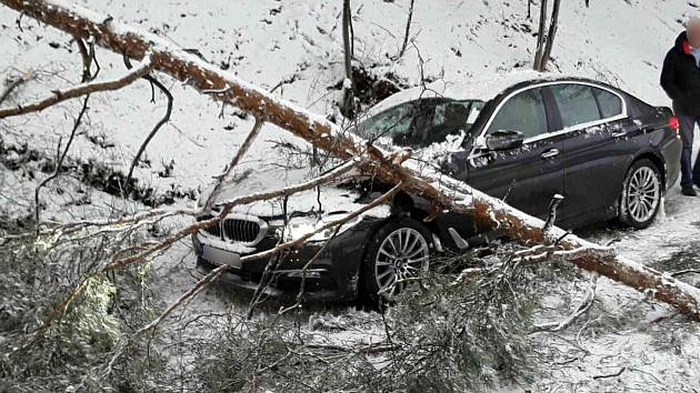 Nehoda v Bohdíkově