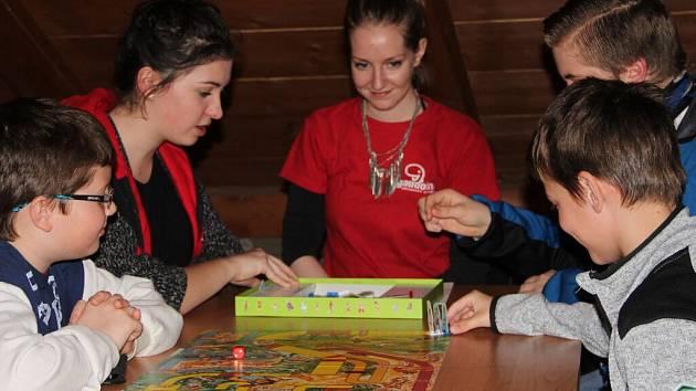 Noc deskových her v uničovském Muzeu vězeňství