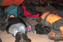 Účastníci akce Noc venku mohou přespat v areálu olomouckého letního kina.