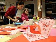 Valentýnský víkend v olomouckém interaktivním muzeu vědy Pevnost poznání