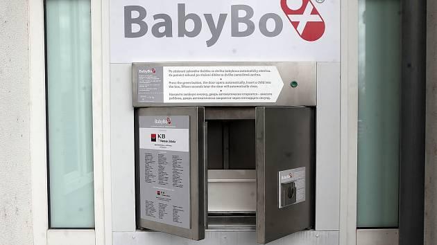 Babybox. Ilustrační foto