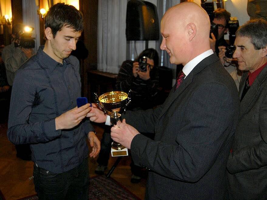Objev roku Tomáš Hořava – člen reprezentace ČR U21, která postoupila na finálový turnaj ME 2011 do Dánska. Svými výkony si vybojoval