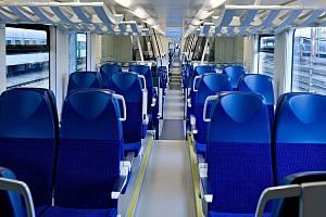 Vlak ČD RegioPanter. Ilustrační foto