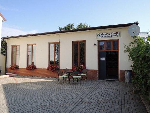 Galerie vín, Zlín