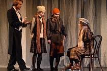 Don Juan se vrací z války.v Moravském divadle