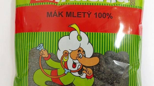 Mák, ve kterém SZPI našla nadlimitní množství pesticidů