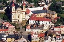 Šternberk. Ilustrační foto
