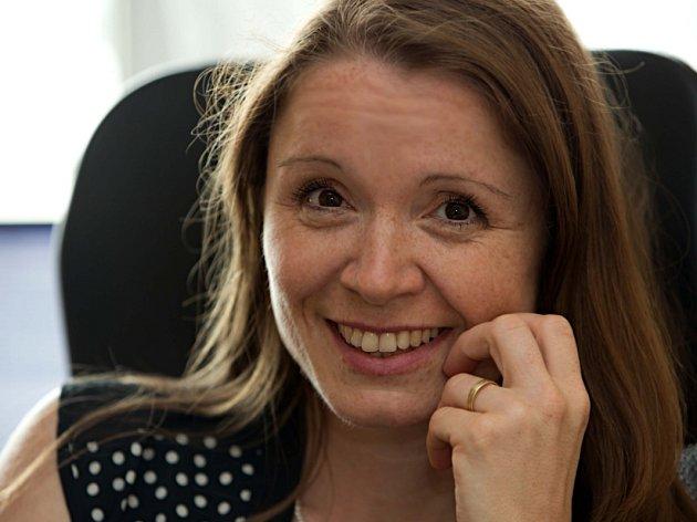 Dětská psycholožka Lenka Nejeschlebová
