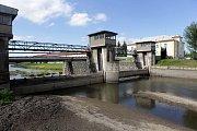 Tradiční letní srážka vody na řece Moravě v Olomouci