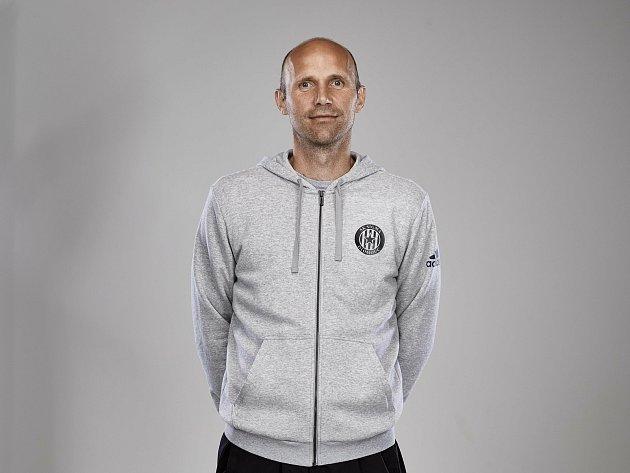 Tomáš Lovásik, trenér brankářůFoto: Lukáš Navara