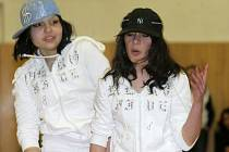 Školáci soutěžili v hip - hopu.