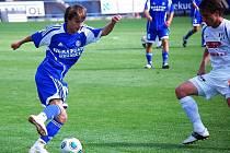 Juniorka Sigmy v olomouckém derby proti HFK