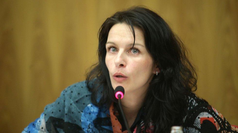 Lucie Štěpánková, ředitelka krajského úřadu v Olomouci