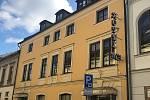 Hotel M v centru Šternberka