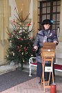 Silvestr na hradě ve Šternberku