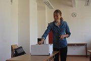 Studenské volby do Poslanecké sněmovny na Cyrilometodějském gymnáziu v Prostějově