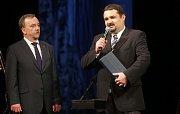 Olomoucký kraj uděloval ceny za kulturní počiny roku 2016.