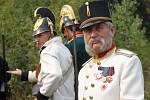 Návštěva císaře Františka Josefa I. na fortu v Radíkově