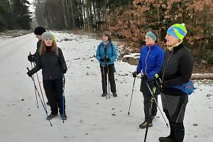 Nordic Walking je vhodný pro každého.